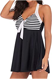 Yuelie Womens Maternity Sleeveless Casual Button Up Nursing Dresses Pregnant Breastfeeding Tank Dress Nightshirt Gown