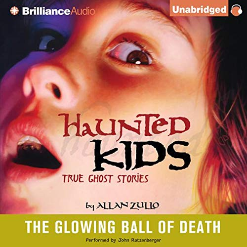 The Glowing Ball of Death audiobook cover art