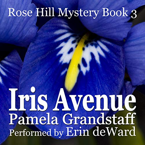 Iris Avenue audiobook cover art