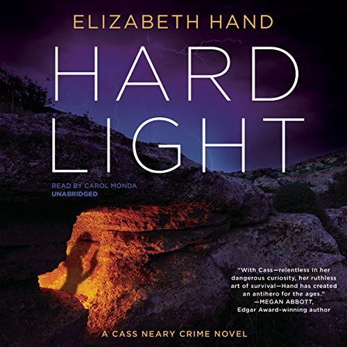 Hard Light audiobook cover art