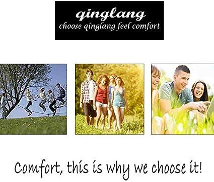Pack of 4 Qinglang Big Boys Comfort Soft Fashion Cotton Boxer Briefs for Autumn
