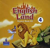 English Land  Level 4 Student Book CDs(2)