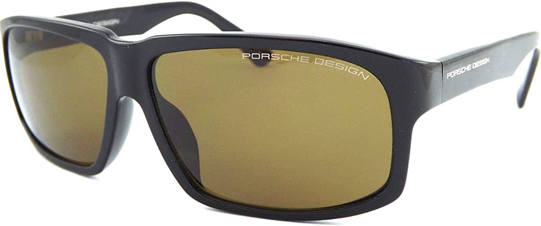 Porsche Design Sunglasses  P8908 A  Dark Brown Brown Lens