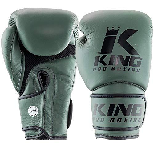King PRO Boxing Boxhandschuhe, Mesh 4 Größe 16 Oz