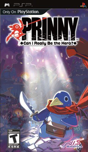 Prinny: Can I Really Ranking TOP14 Be PSP - The Recommendation Hero? Sony