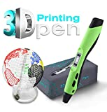 Orbetio 3D Printing Pen for Kids and Adults | LCD Display Screen, 2