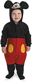 Mickey Mouse Infant Costume - Size: 12-18 months