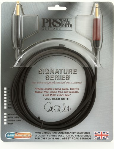 PRS Signature Instrument Cable - 18 Feet Straight-Straight Silent - http://coolthings.us