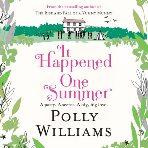 It Happened One Summer audiobook cover art