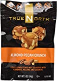 True North Almond Pecan Crunch Nut Clusters 5oz Bag...