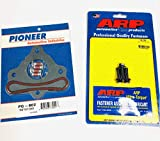 Cam Retainer Thrust Plate & Cam Bolts compatible with Chevy GM III IV 4.8 5.3 5.7 6.0 6.2 LS LS1 LQ9 LS2 LS3
