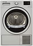 Voltas Beko 8 kg Fully Automatic Dryer (WDR80S, Silver)