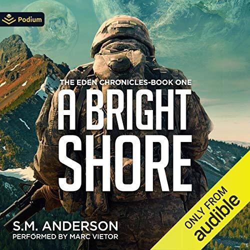 『A Bright Shore』のカバーアート
