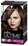 Schwarzkopf Color Ultime Metallic Permanent Hair Color Cream, 6.86 Sparkly Light Brown, 1 Count