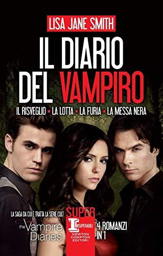 Il diario del vampiro: Il risveglio-La lotta-La furia-La messa nera