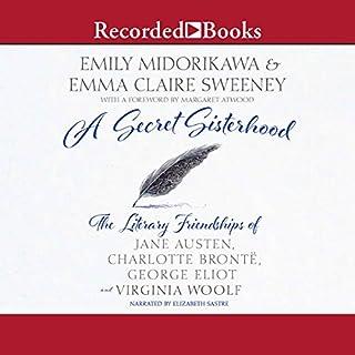 A Secret Sisterhood audiobook cover art