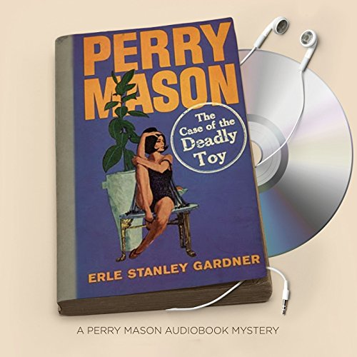 The Case of the Deadly Toy     Perry Mason Series, Book 60              De :                                                                                                                                 Erle Stanley Gardner                               Lu par :                                                                                                                                 Alexander Cendese                      Durée : 5 h et 37 min     Pas de notations     Global 0,0