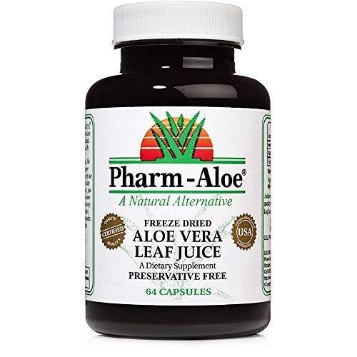 Aloe Vera Capsules - Extra Strength