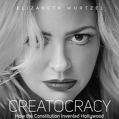 Creatocracy audiobook cover art