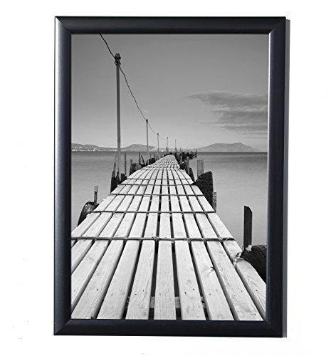 Anker A4 Certificate Photo/Picture Frame, Classic Black, 21 x 29.7 cm