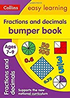 Fractions and Decimals Bumper Book: Ages 7-9 (Collins Easy Learning Ks2)