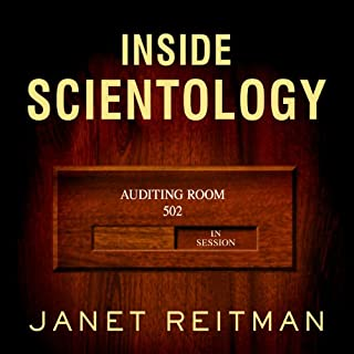 Inside Scientology audiobook cover art