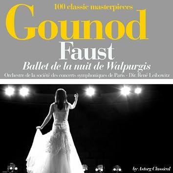 Gounod : Faust, Ballet de la nuit de Walpurgis (100 classic masterpieces)