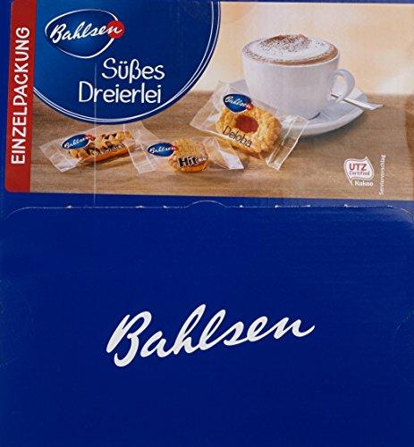 Bahlsen Süsses Dreierlei Portionspackung, 1er Pack (1 x 987 g)