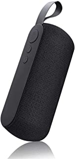 $64 » SGZYJ Outdoor Portable Bluetooth V4.2 Speaker Wireless Subwoofer TF Card USB Disk MP3 Player AUX with Mic for Smartphone (...