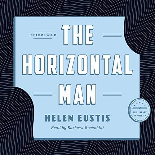 The Horizontal Man audiobook cover art