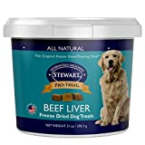 Stewart Freeze Dried Beef Liver (21 oz)