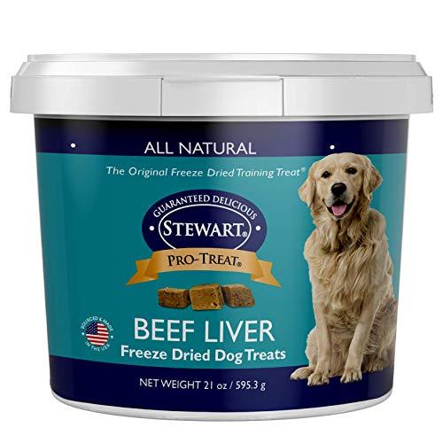 Stewart Freeze Dried Beef Liver (21 oz)
