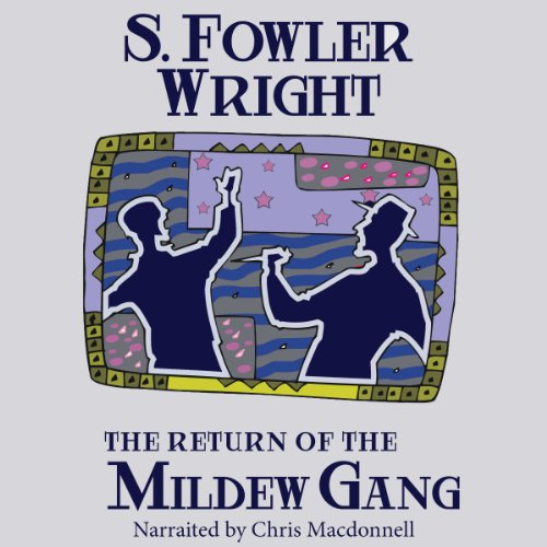 The Return of the Mildew Gang: An Inspector Cauldron Classic Crime Novel audiobook cover art