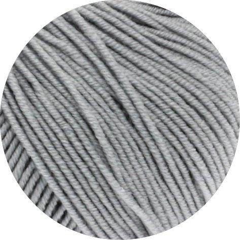 Lana Grossa Cool Wool 2000 589 Silbergrau