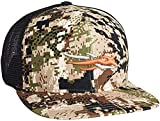 SITKA Gear Men's Trucker Breathable Mesh Hunting Cap, Optifade Subalpine, OSFA, One Size