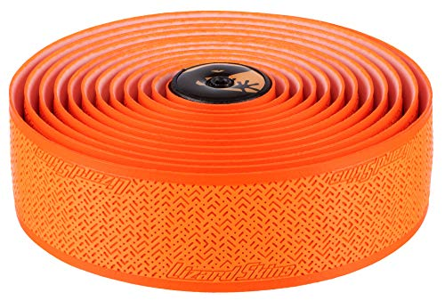 Lizard Skins DSP Bartape 2.5 mm Unisex Adult Handlebar Tape Orange Tangerine, One Size
