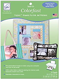 fabric to print pictures on