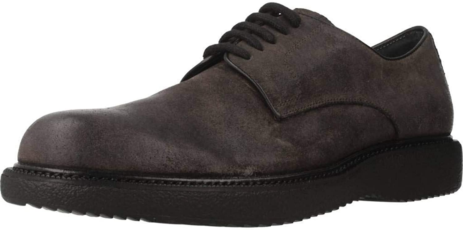 Stonefly Casual shoes for Men, Colour Brown, Brand, Model Casual shoes for Men Musk 3 Velour Oil Brown
