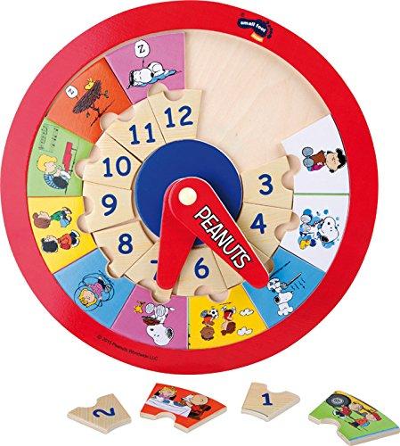 Legler - 5722 - Horloge éducative - Peanuts