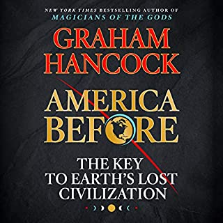 America Before audiobook cover art