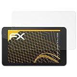 atFolix Panzerfolie kompatibel mit Dell Venue 8 Pro 5000 Schutzfolie, entspiegelnde & stoßdämpfende FX Folie (2X)
