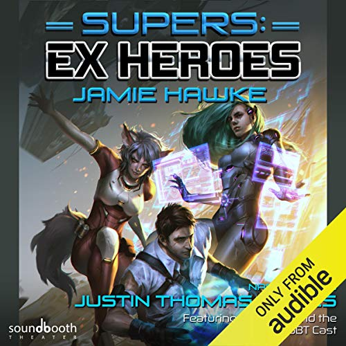 Supers: Ex Heroes cover art