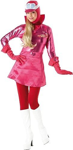 Rubie's-déguiseHommest officiel - Les Fous du Volant - DéguiseHommest  Costume Penelope Pitshop  Adulte - Taille M- I-889749M