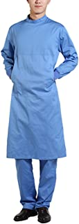 Enerhu Doctor Workwears Surgical Gowns Isolation Gowns Surgeon Costumes
