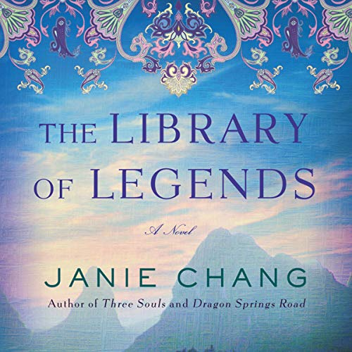 The Library of Legends cover art