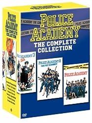 Police Academy on DVD