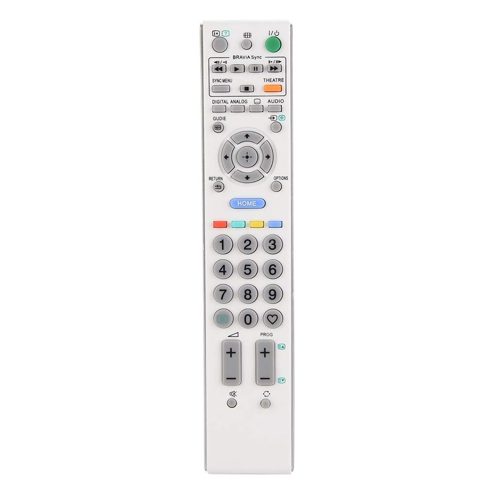 Garsent - Mando a Distancia Universal para televisor Sony Smart TV, Color Blanco: Amazon.es: Electrónica