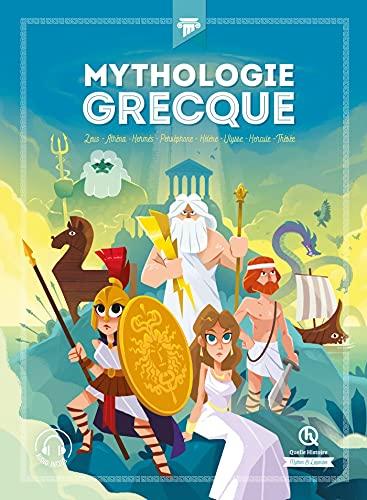 Mythologie grecque - L'intégrale