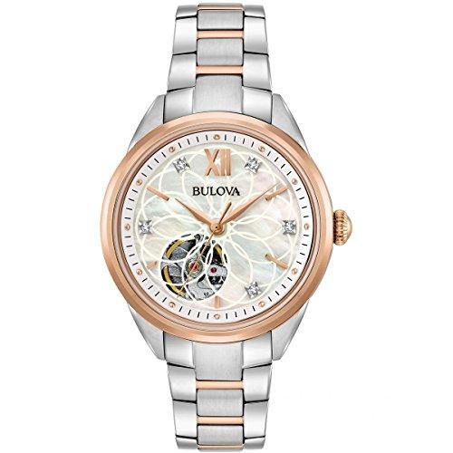 Bulova Armbanduhr 98P170