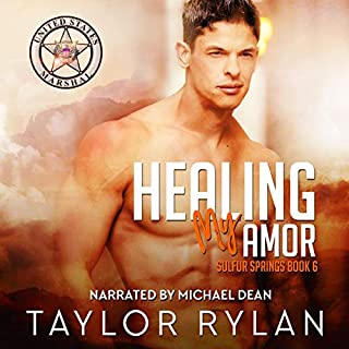 Healing My Amor cover art